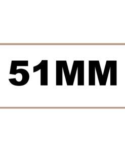 51mm Neck